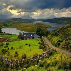 Cozy Scottish Home