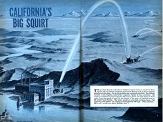 California's Big Squirt
