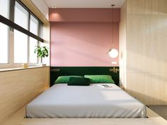 Super Compact Spaces: A Minimalist Studio Apartment Under 23 Square Meters