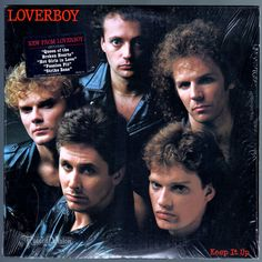 """Keep it Up"", by the rock band #Loverboy, became an instant hit and reached #7 on the charts. #HotGirlsInLove is an up-tempo tune that dishes up a fist-pumping guitar rock fleshed out with synthesizer and organ textures. ""Queen of the Broken Hearts"" is the surprisingly observant tale of a woman reluctant to fall in love that plays out over a hook-laden mid-tempo tune against a synth-driven chorus that suddenly accelerates the tempo to a dance-pop level. #KeepItUp #Vinyl #LP"