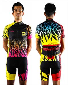 Zephyr Cycling Kit | Heavy Pedal | PEDAL Consumption