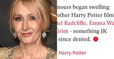 #World #News  J.K. Rowling has the perfect response to 'Harry Potter'-themed typos  #StopRussianAggression
