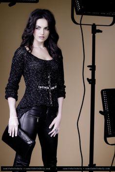 Camilla Belle for Bobstore Fall 2013 Campaign