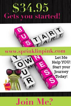 I want YOU! Lets work together and change some lives! www.plexusslim.com/beckydavis if you want to work in the health and wellness field but need to work your own schedule, Plexus might be just what you are looking for. Build your team fast and strong or pace yourself and take your time, it's up to you. No quotas, no inventory or stock, the company maintains the web page. Guaranteed products that work. $34.95 gets you started.