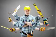 Сръчни мъже професионално почистват домове и офиси, извършват поправки от всякакъв вид на електро инсталации, мебели, ел.уреди, ВИК, боядисват, прогонват дограма, отпушват мивки и канали и още много, много други работи!