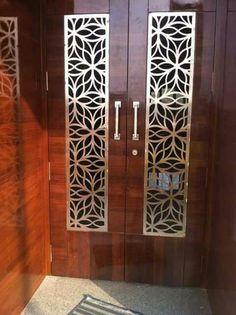 43 Ideas Wooden Front Door Entrance Entryway For 2019 Wooden Main Door Design, Double Door Design, Pooja Room Door Design, Bedroom Door Design, Door Design Interior, Interior Stairs, Grill Door Design, Door Gate Design, Main Entrance Door Design