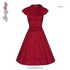 Lovely LindyBop dress <3.