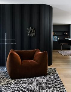 Sofa Design, Furniture Design, Living Spaces, Living Room, Single Sofa, Home And Deco, My New Room, Interiores Design, Interior Styling
