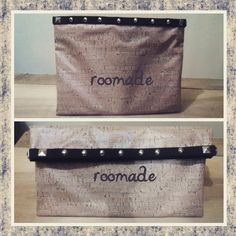 Can be a cute clutch or documents bag