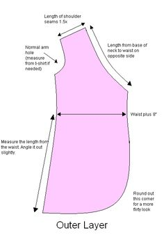 wrap dress tutorial