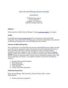 account manager resume example | resume examples, accounting ... - Account Manager Resume Examples