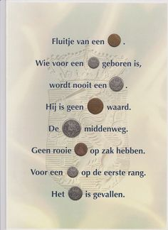 Nederlandse gezegden