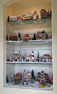 Christmas village 2014