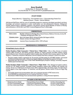 [ Life Flight Nurse Sample Resume Psychiatric Occupational Therapist  Pediatric Practitioner Examples And Letter Student Registered Template  Critical ] ...