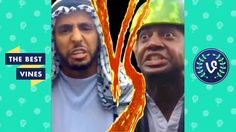 In this epic compilation duel, we pit Viners Marlon Webb against Anwar Jibawi in a battle royal over who is the funniest Viner. Vote in our Info Card Poll a… Marlon Webb vs Anwar Jibawi Vine Compilation | Best Vines August 2016 - Best Funny Videos & Jokes | Check out Very Funny Videos & Funniest Jokes from Best of Youtube, Facebook, Vine, Twitter, etc. Let's Laugh Out Loud http://alotfunnyvideos.com/post/149550047037/marlon-webb-vs-anwar-jibawi-vine-compilation