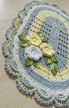 Details about Handmade Crochet Mile a Minute Afghan Throw Blanket Pink Rose Ivory Crochet Squares, Crochet Motif, Crochet Doilies, Crochet Stitches, Crochet Mile A Minute, Christmas Table Decorations, Holiday Decor, Birthday Wishes For Son, Table Runners