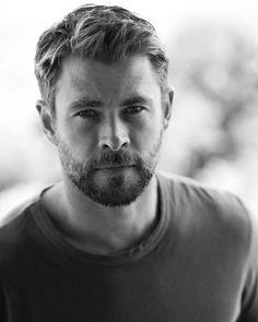 Thor Ragnarok Haircut - Chris Hemsworth Hairstyle