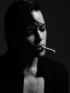 Michelle Rodriguez by Gregory Harris in Interview Magazine, February 2015 Issue Michelle Rodriguez, Women Smoking, Girl Smoking, Fanny Latour Lambert, Teddy Boys, Imitation Game, Provocateur, Idole, Milla Jovovich