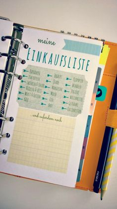 ♡ Free Planner Printable: Whimsical Week On Two Pages (Chelley ...