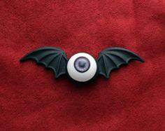 Wandering Eye lapel pin by GraveMisfortunes on Etsy