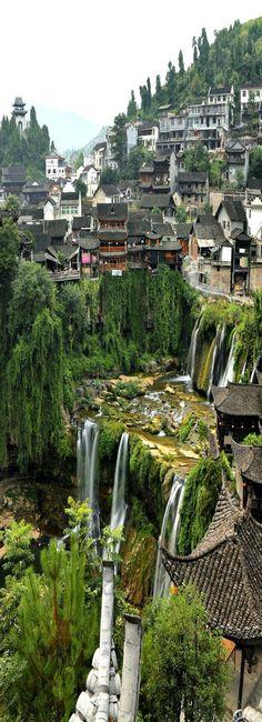 Furong, Hunan, China #DestinationChina
