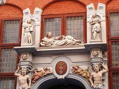 Facade 2 in Gdansk, Poland