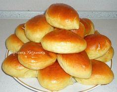 Вкусные пирожки в духовке с разными начинками - Vypechka.Perchinka-kHozyayushka.ru