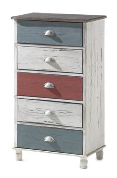 Vintage Side Table, $69.99, HomeGoods. Click for more home decor accessories inspired by the Americana lifestyle: