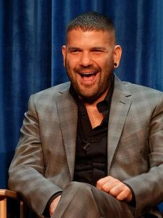 Guillermo Diaz- look at Happy Huck ;) Scandal