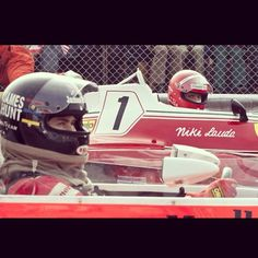 The trailer for Ron Howard's upcoming movie #Rush came out last week. If you haven't seen it already then go on Youtube and check it out. Looks like it's gonna be an awesome film. Racing fans have been waiting 12 years for something to make up for Driven.  #RushMovie #NikiLauda #JamesHunt #F1 #Formula1 #FormulaOne by autodrome