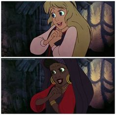 Racebent Disney Eilonwy