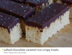 SNAP, CRACKLE, POP – 15 Rice Krispies Recipes