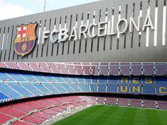 Camp Nou - Highlights of Barcelona – The Girls Who Wander Camp Nou, The Girl Who, Baseball Field, Wander, Highlights, Barcelona, Basketball Court, Spain, Girls