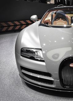 Crystalline ~ Bugatti Veyron