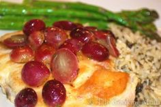 Chicken with Grapes
