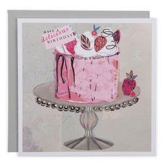 A delicious birthday card
