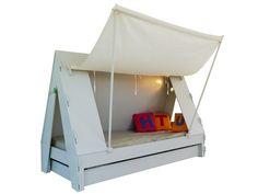 Bed TENTE LIT CARAVANE & LIT TENTE Collection by Mathy by Bols   design François Lamazerolles
