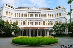 Stay in the Presidential Suite at Raffles Hotel | Incredibly Expensive Things to Do in Singapore | Damage: S$10,000 per Night | Ok, this one is a bit far-fetched, but just so you know, the Raffles' Presidential Suite is up there with the most expensive rooms in the world, at around S$10,000 per night. However, you'll be able to tell your friends that you've stayed in the same bed as countless presidents, celebrities as well as Prince William and Kate Middleton.