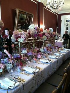 victorian wedding shower #2 Yep, I know she would LOVE it.   :-?