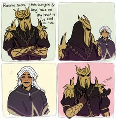 Awww mirakks tiny heart just grew bigger! Skyrim Comic, Skyrim Funny, Elder Scrolls Memes, Elder Scrolls V Skyrim, Bethesda Games, Shall We Date, Gaming Memes, Funny Animal Pictures, Funny Games