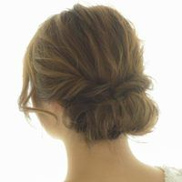超簡単なのに可愛いまとめ髪♥ 「ギブソンタック」の素敵なヘアアレンジ