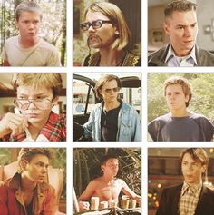 """It's a great feeling to think that I can be a friend to so many through my movies."" ~River Phoenix (Stand by Me, I Love You to Death, Dogfight, Explorers, The Thing Called Love, Running on Empty, My Own Private Idaho, The Mosquito Coast, Sneakers)"