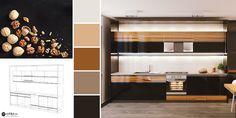 ⚜️ Design tip: Accentele de negru și maro sunt perfecte pentru un decor elegant și sofisticat 😉 Bathroom Lighting, Victoria, Furniture, Design, Home Decor, Bathroom Light Fittings, Homemade Home Decor, Decoration Home, Room Decor