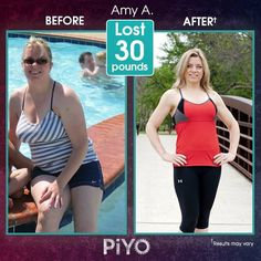 PiYo Before & After Results