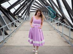 What Sonia Wore: The Midi Dress - Sonia Styling  #Revoque #retrocute #gorgeous #ladylike #elegant @soniastyling1
