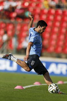 Luis Suarez Uruguay NT World Cup Brazil 2014