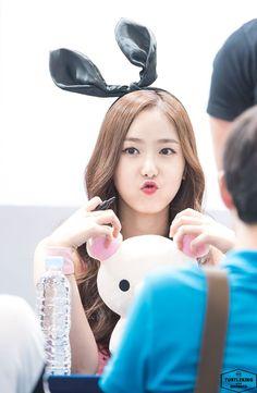 Gfriend Hwang Eun Bi jessica jung ShinB SinB