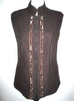 * * * h.moser Trachtenweste braun, Gr.46 * * * | eBay Vest, Ebay, Jackets, Fashion, Get Tan, Down Jackets, Moda, Fashion Styles, Fashion Illustrations