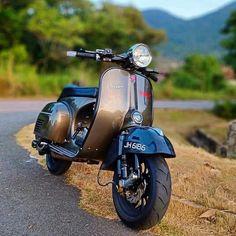 from - - Vespa - Motorrad Vespa Gts, Piaggio Vespa, Px 125 Vespa, Vespa Bike, Motos Vespa, Moto Scooter, Vespa Sprint, Vespa Lambretta, Vintage Vespa