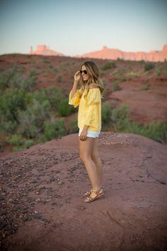 Sunrise In Moab